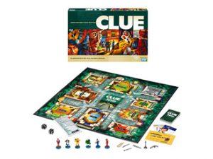 Juegos de mesa para niños - Cluedo
