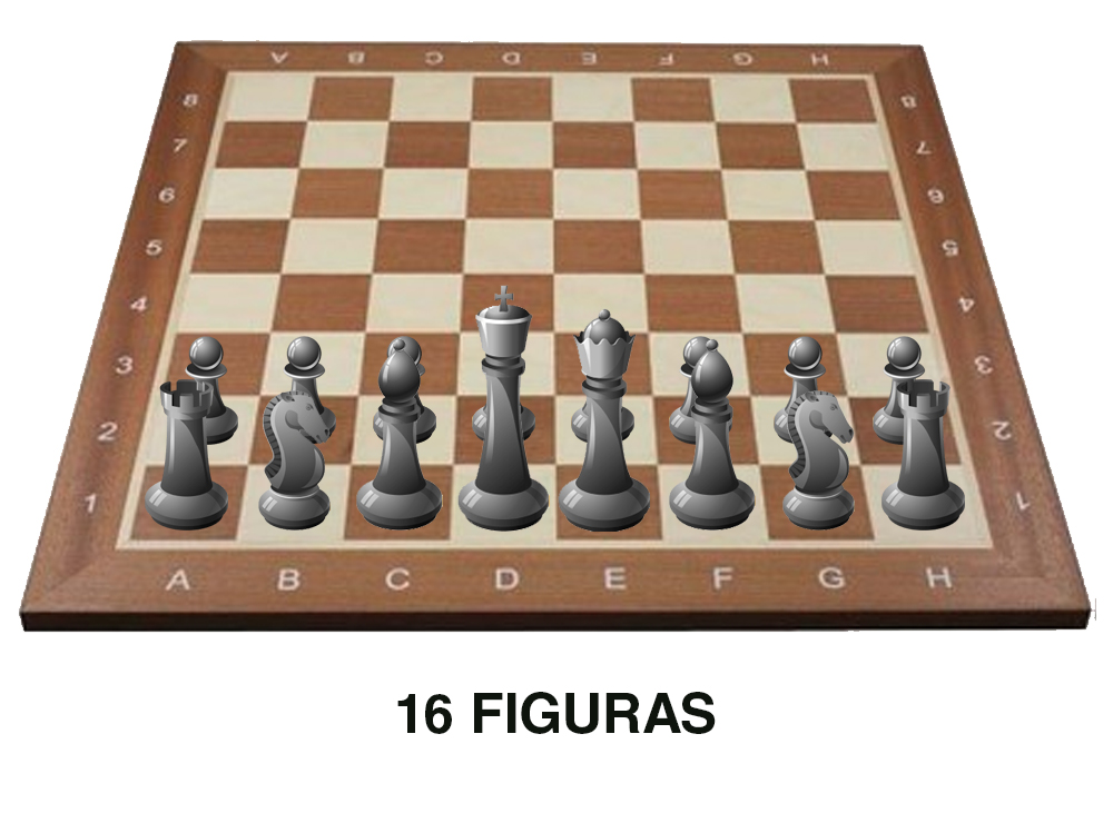 colocacion ajedrez
