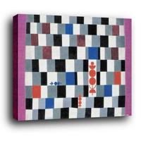 Cuadros de ajedrez artesanal