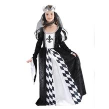 Disfraces de Ajedrez Reina Infantil