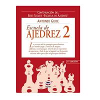 Libros de ajedrez escuela 2