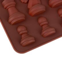 Moldes de Ajedrez de silicona