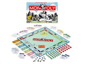 Juegos de mesa para niños - Monopoly