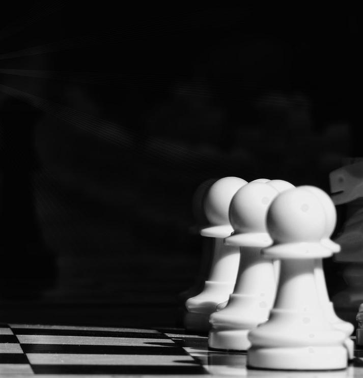 Movimiento peones en ajedrez