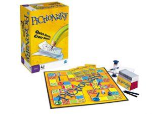 Juegos de mesa para niños - Pictionary
