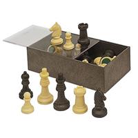 piezas del ajedrez sencillas plastico