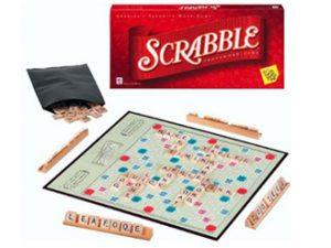 Juegos de mesa para niños - Scrabble