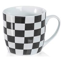 Tazas de ajedrez porcelana pack