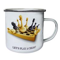 Tazas de ajedrez play chess
