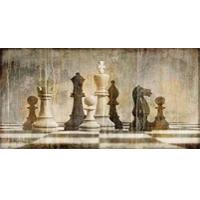 Cuadros de ajedrez arte