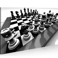 Cuadros de ajedrez gris