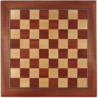 Tablero de ajedrez madera profesional