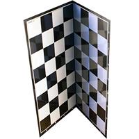 Tablero de ajedrez plegable