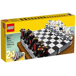 ajedrez lego para ninos