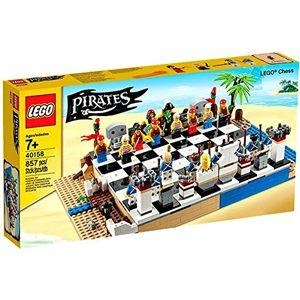 ajedrez lego piratas para ninos