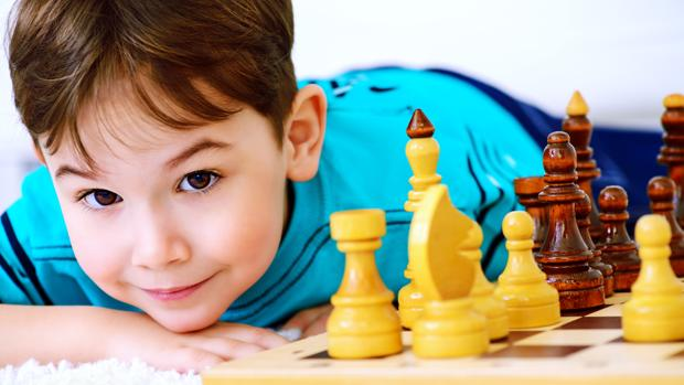 ajedrez para niños deficit atencion