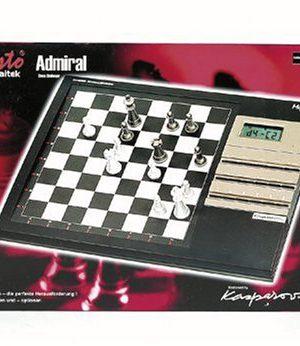 tablero de ajedrez electronico