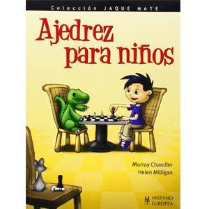 libro ajedrez para ninos