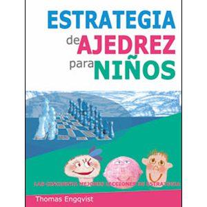 libro estrategia de ajedrez para ninos