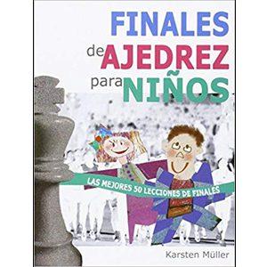 libro finales ajedrez para ninos