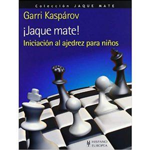 libro jaque mate iniciacion kasparov