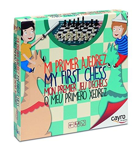 mi primer ajedrez para niños