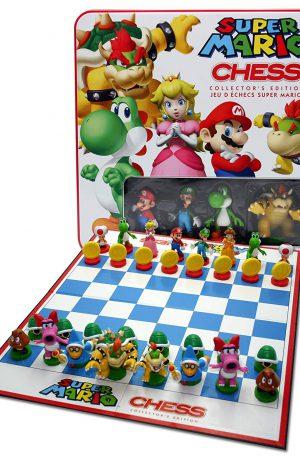 ajedrez para niños super mario