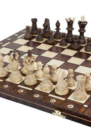 tablero de ajedrez de madera calidad