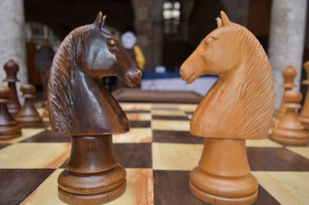 caballo ajedrez